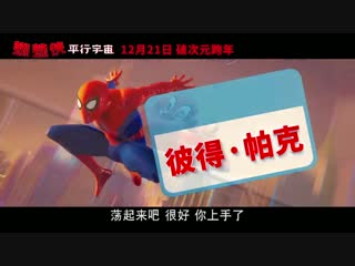 Spider-man: Into the Spider-Verse | Featurette characters