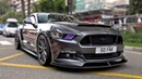 МОНСТР мощностью 800HP Ford Mustang 5.0 V8 Supercharged