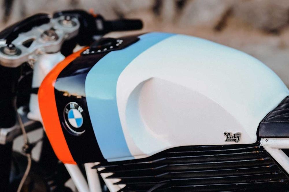 Lucky Customs: кастом BMW R1100S