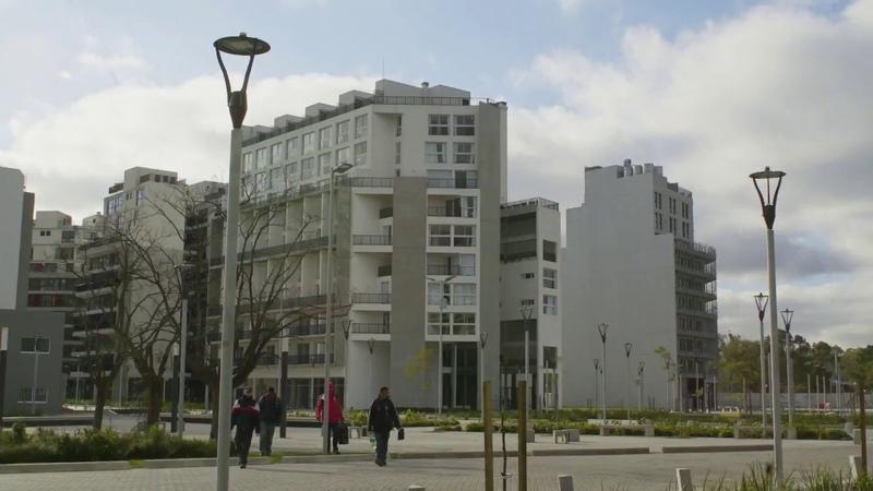 BuenosAires2018 - Vistazo a la Villa Olímpica de los Juegos Olímpicos de la Juventud