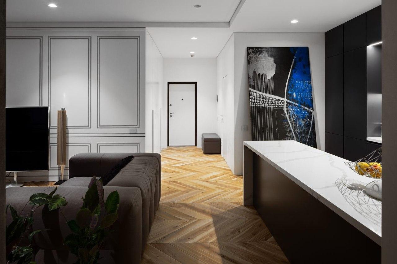 Квартира площадью 130 квадратных метров