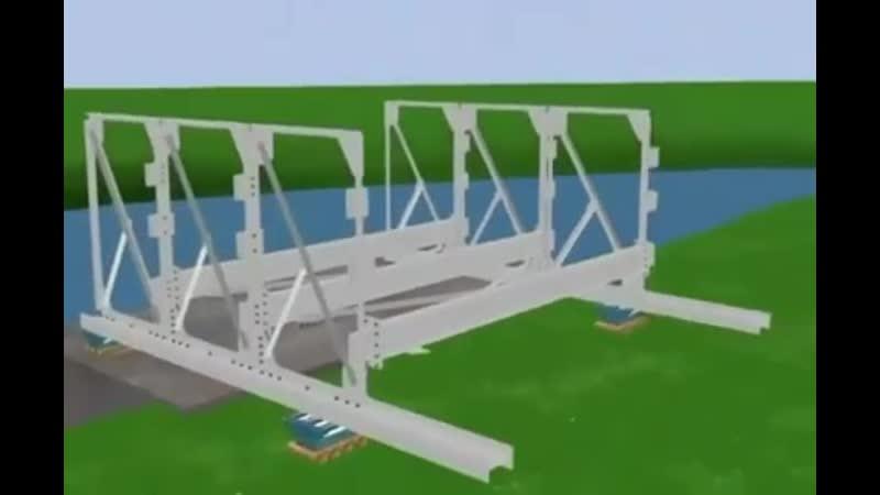 Высокие технологии (vk.com/texnomir7) - Строительство мостов.
