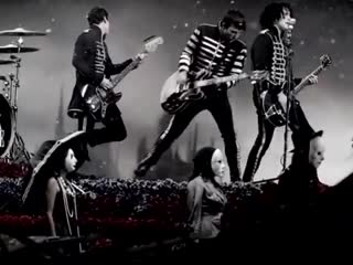 My chemical romance-welcome to the black parade