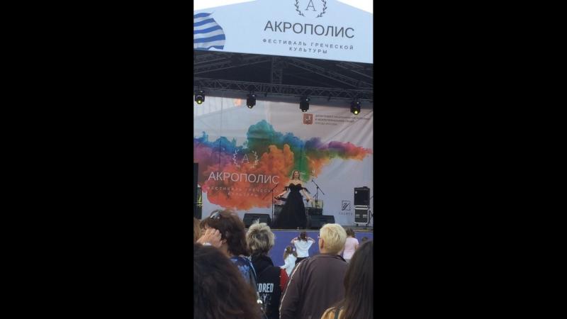 Греческий фестиваль 🇬🇷 Лефтерова Элла