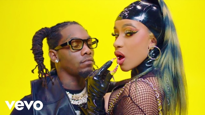 Offset Clout ft Cardi B Official Video