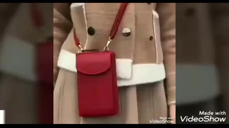 Женское портмoне - сумочка - кошелёк baellerry forever
