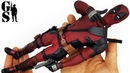 Hot Toys: Deadpool 2 - Marvel Коллекционная фигурка в масштабе 1/6 по фильму Дэдпул 2 обзор