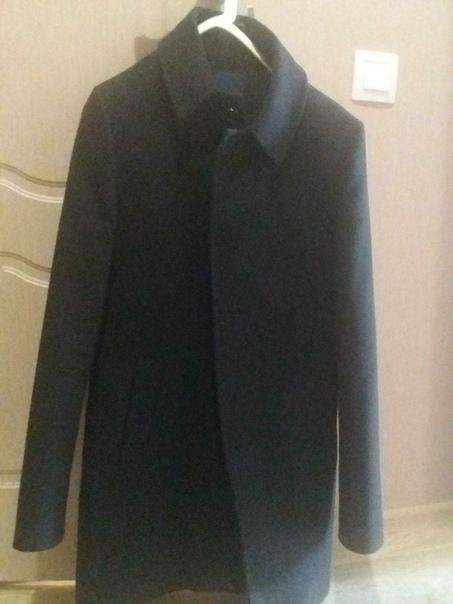 продам новое пальто не подошло по размеру, покупал...