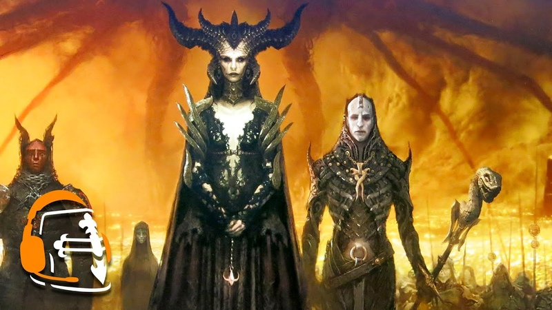 Готовимся к Diablo 4: предыстория и анализ трейлера