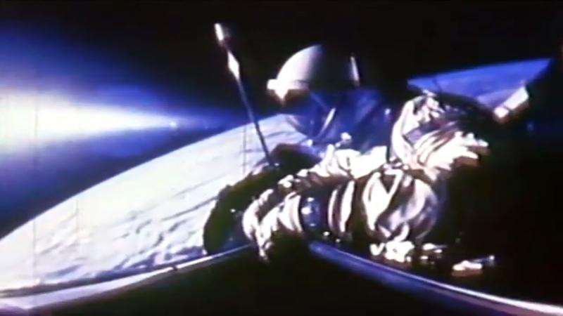 NASA History Gemini XII Mission 1966 NASA Film Gemini 12 Jim Lovell Buzz Aldrin