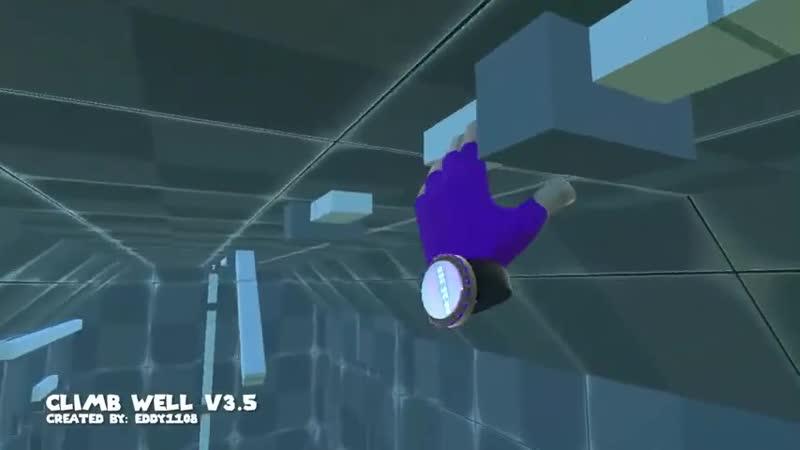 VR паркур игра