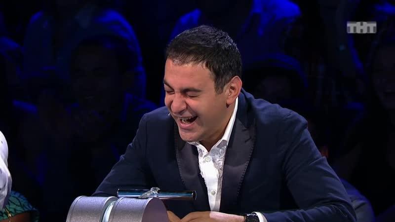 Comedy Баттл Без границ Саша Сас и Саша Губин финал 27 12 2013