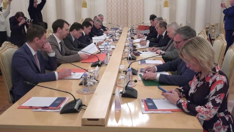 Губернатор Дмитрий Артюхов рассказал на Совете при МИД России о международных проектах Ямала