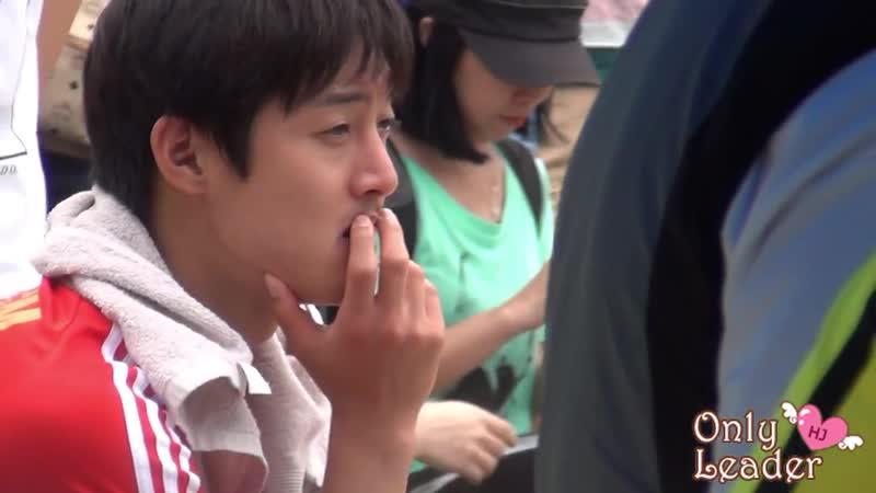 2013.05.26 Kim HyunJoong fancam @ Dream with Korea Cup