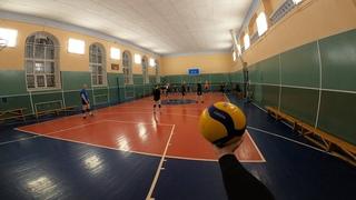 Волейбол от первого лица | VOLLEYBALL FIRST PERSON | BEST MOMENTS | Highlights | 44 episode | POV