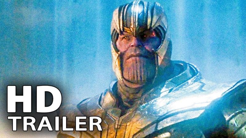 AVENGERS: ENDGAME Thanos Won TV Spot [SD] Robert Downey Jr., Chris Evans, Chris Hemsworth