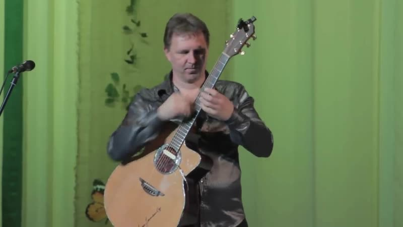 Виталий Макукин - Попурри на русские темы[HD,1280x720]