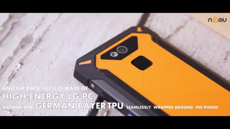 Смартфон Nomu S50 Pro IP68 5000mAh