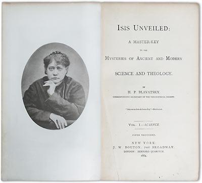 Е.П. Блаватская «Сфинкс XIX столетия», изображение №11