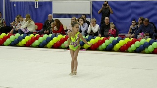"""Открытый фестиваль """"Юные звездочки"""", I место"""
