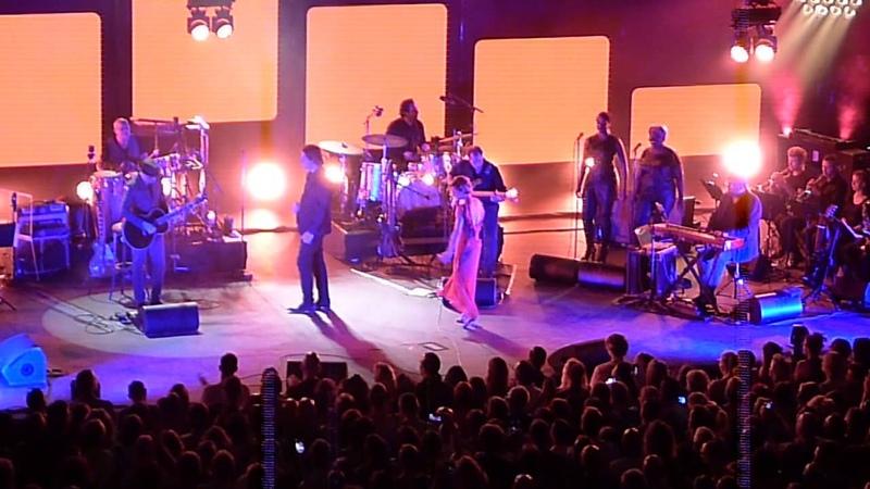 Vanessa Paradis Benjamin Biolay Station Quatre Septembre live @ Nuits de Fourvière 27072014