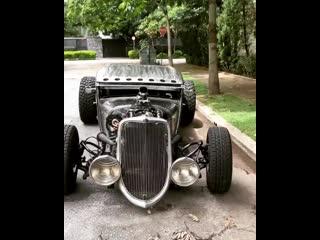 Ratrod 1929 ford tudor model a