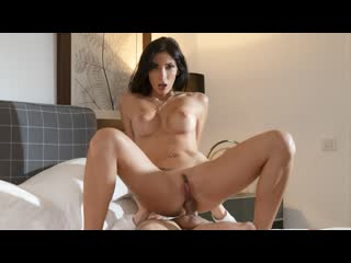 Clea Gaultier - Road to 85D (Anal, Big Tits, Blowjob, Black Hair, Hardcore)