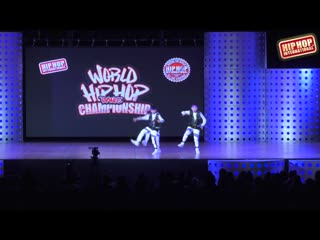 Trixss/Canada MiniCrew  HHI 2019 World Hip Hop Dance
