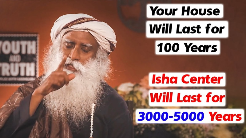 Shocking answer Can Our House Heal and Destroy Our Life? Sadhguru Revealed Secrets Of Our House