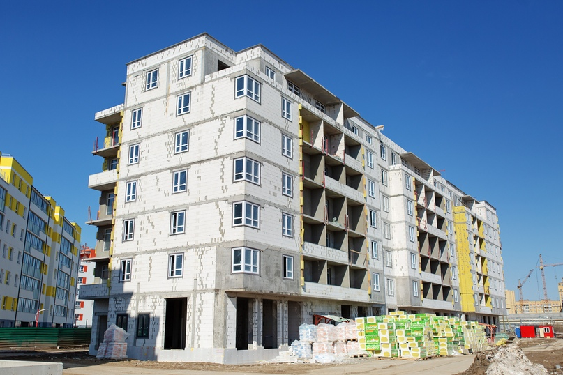 Отчет о ходе строительства апрель 2020 ЖК «Апрель», изображение №2