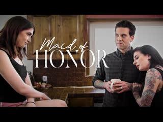 Joanna Angel, Jane Wilde - Maid Of Honor [PureTaboo] Threesome, Tattoos, Pussy Licking, Facial, Blowjob