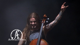 Apocalyptica - Creeping Death (Live at Hellfest 2017)