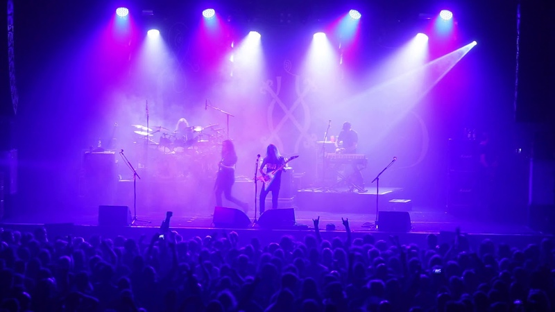Children of Bodom Everytime I Die Live at Oulu Finland 06 12 2019