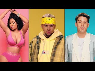 Chris Brown ft. Nicki Minaj & G-Eazy - Wobble Up (Official Video)