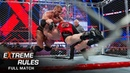 FULL MATCH - Brock Lesnar vs. Triple H – Steel Cage Match: Extreme Rules 2013