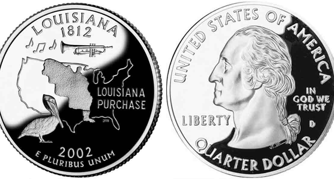 Продажа Луизианы Францией США