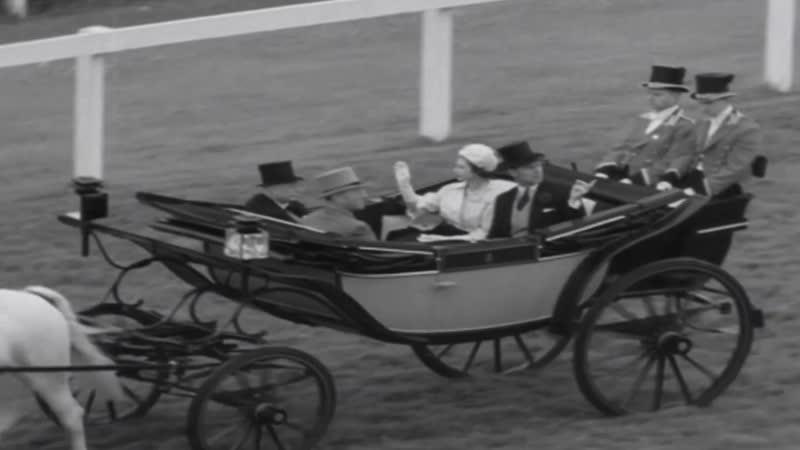 The Queen at Royal Ascot Through the Decades