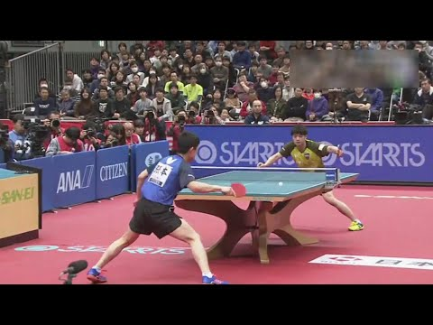 Tomokazu Harimoto vs Yukiya Uda Final All Japan Championship 2020