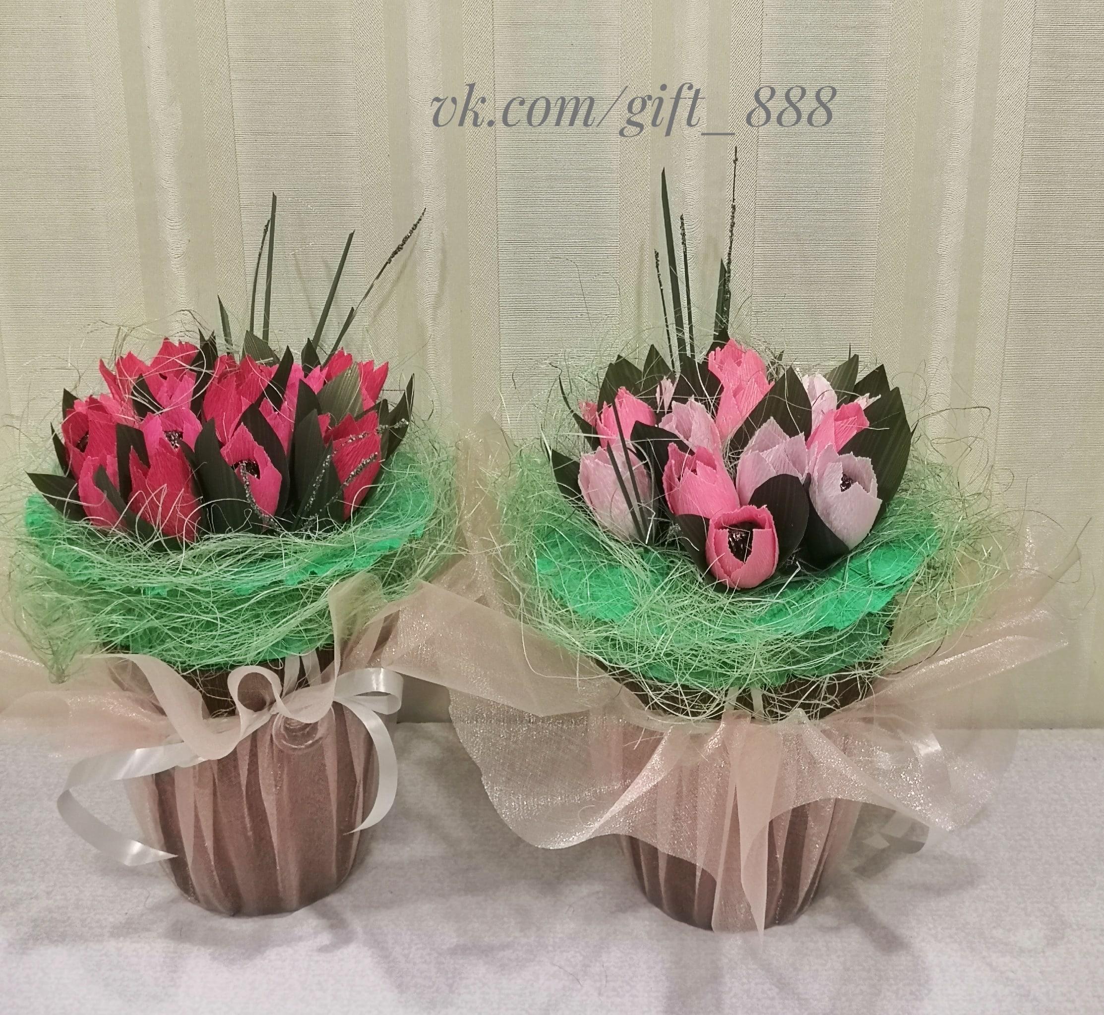 Букеты из конфет - Страница 5 L7m_iFTfOp0