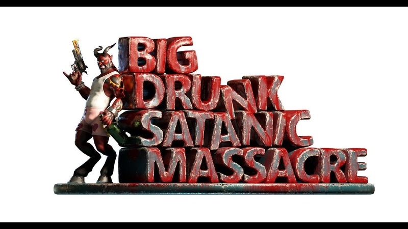 BDSM BIG DRUNK SATANIC MASSACRE | WELCOME TO THE HELL