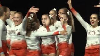 Cheerleading .Junior Cheer All Girl Elite Finland Jr Elite.