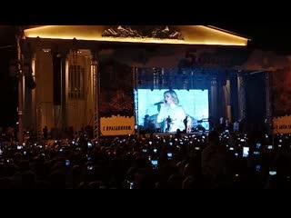 Кукушка в исполнение Полины Гагариной в Белгороде