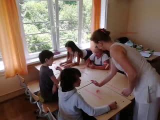Общеобразовательные уроки в научном центре Орион