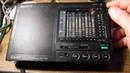 Repaired Sony ICF-7601 shortwave radio