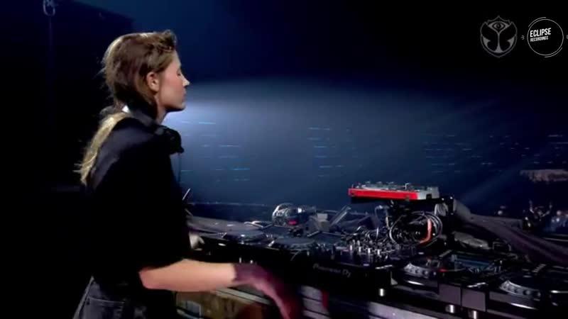 Charlotte de Witte playing Pomella - Mandala ( Tobias Lueke Remix ) [Eclipse Recordings]