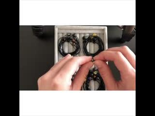 Мастер-класс по созданию браслета оберега