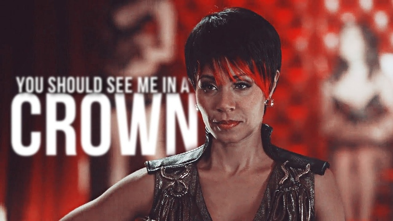 Fish Mooney ][ You Should See Me In A Crown || Gotham (HBD Oncer Studios)