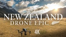 New Zealand 25 Minute Drone Epic 4K