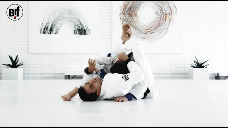 Gui Mendes - 2 DETAILS SETTING UP ATTACKS FROM CLOSED GUARD bjf_aoj