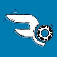 Логотип Free Roller Club - Роллер клуб Ростова-на-Дону